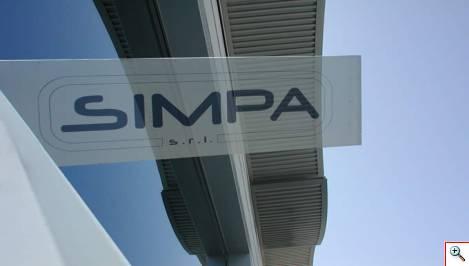 Foto sede SIMPA a Mappano (TO)